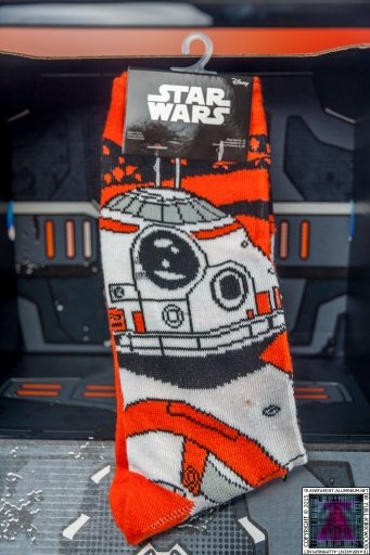 BB-8 Socks (1)