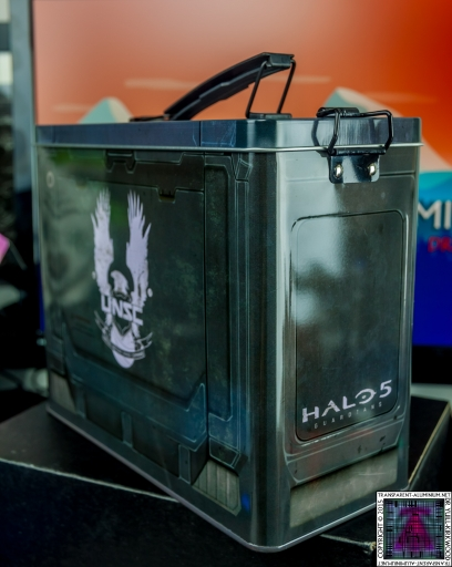 Halo 5 UNSC Tin Ammo Box (2)