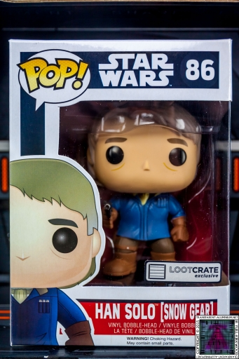 Han Solo Son Gear Pop Vinyl (1)