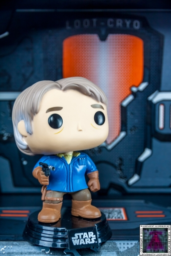 Han Solo Son Gear Pop Vinyl (3)