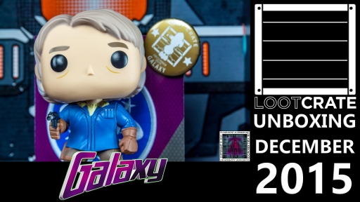 Loot Crate - December 2015 Galaxy thumb