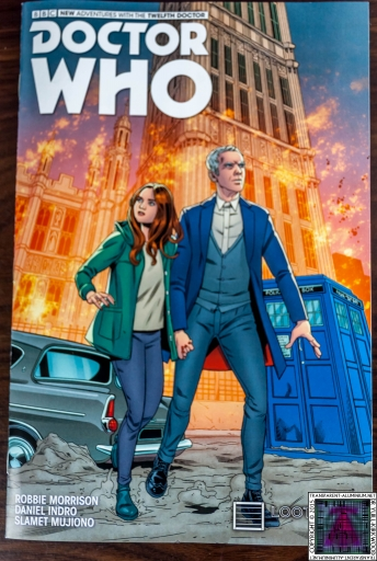 Doctor Who Comic