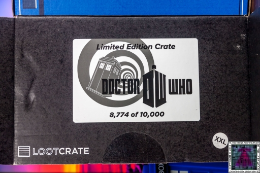Loot Crate - Doctor Who Limited Edition 8774