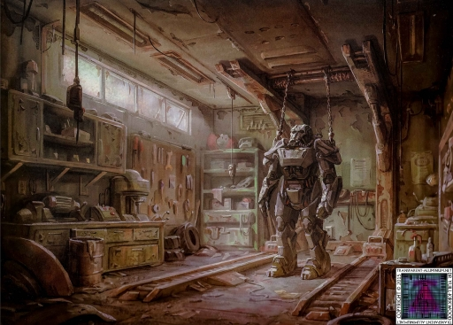 Fallout 4 Power Armor Poster.jpg
