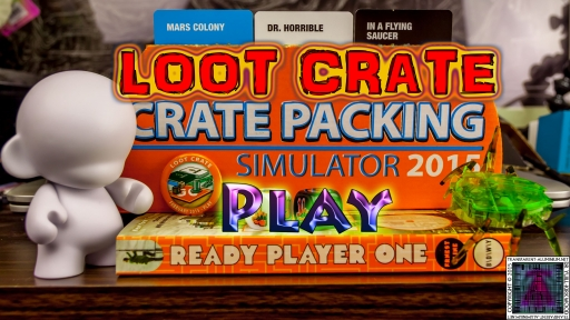 Loot Crate February 2015 Play thumb