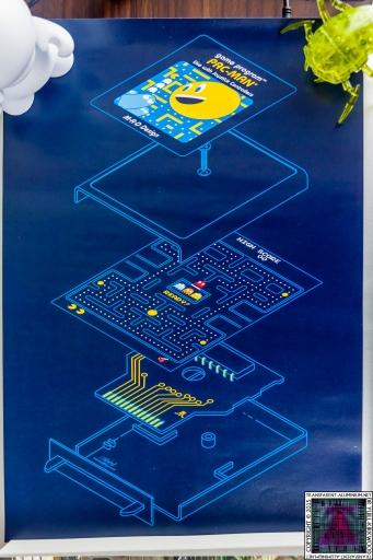 Pac-Man Poster (1)