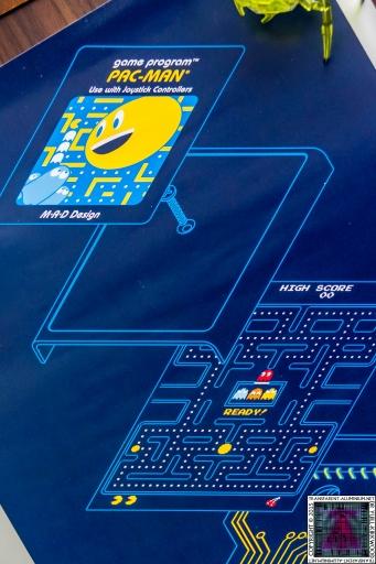 Pac-Man Poster (2)