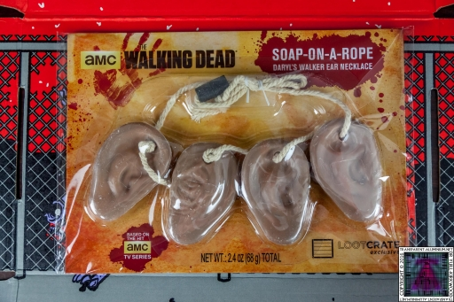 The Walking Dead Soap-On-A-Roap