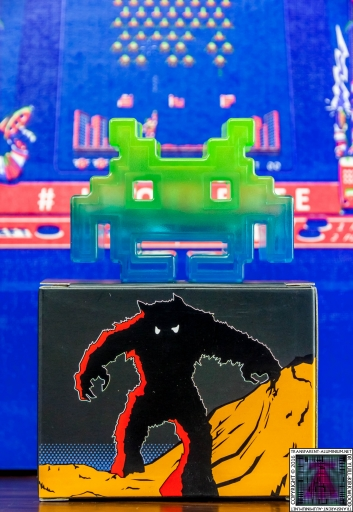 Space Invaders Vinyl Figure (1)