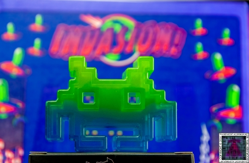 Space Invaders Vinyl Figure (2)