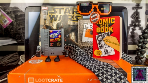 Loot Crate January 2015 Rewind (1)