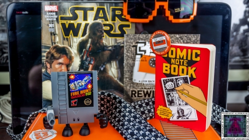 Loot Crate January 2015 Rewind (2)