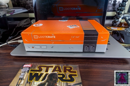 Loot Crate SNES Box (5)