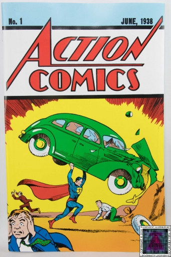 Action Comics Issue 1 - June 1938
