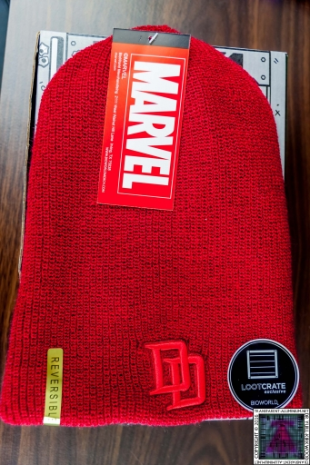 Daredevil-Hat