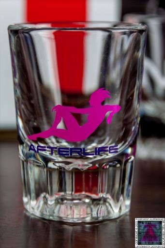 Afterlife Mass Effect Shot Glass (1)