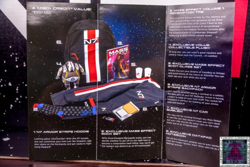 Loot Crate - Mass Effect N7