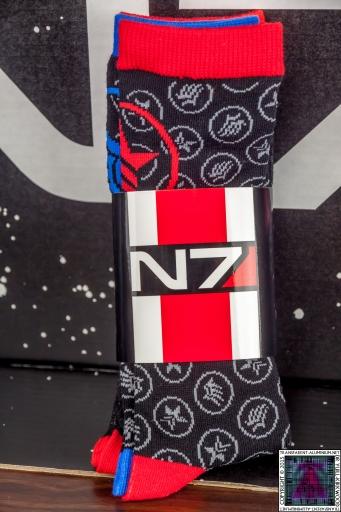 N7 Mass Effect Sock Set (1)