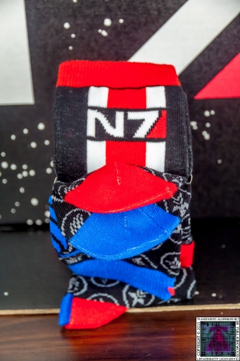 N7 Mass Effect Sock Set (2)