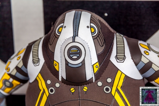N7 Mass Effect Volus Plush (2)