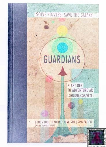 Guardians Puzzles