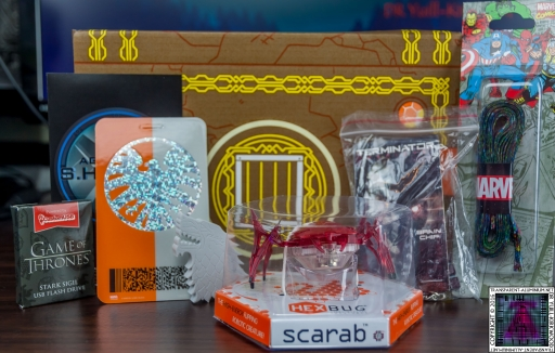 Loot Crate - Mystery Crate 2015