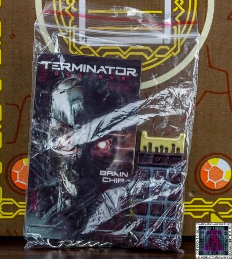 Terminator CPU Chip