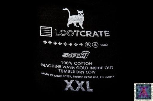 Loot-Crate-October-2014-Fear-T-Shirt-2