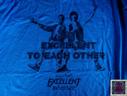 Bill & Ted's Excellent Adventure Be Excellent To Each Other T-Shirt.jpg