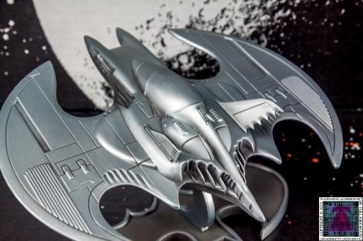 Batman Batwing Metal Replica (12)