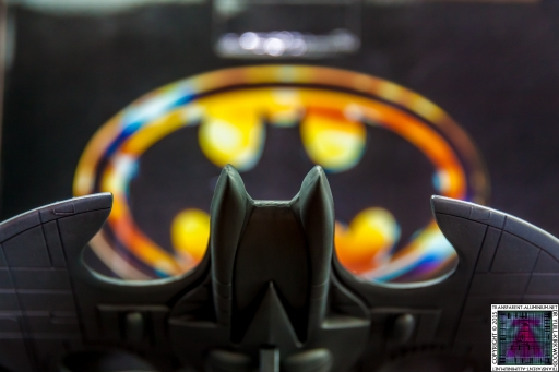 Batman Batwing Metal Replica (14)