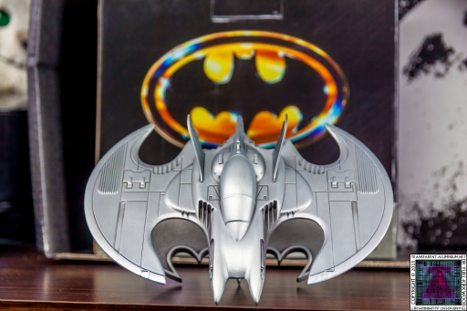 Batman Batwing Metal Replica (16)