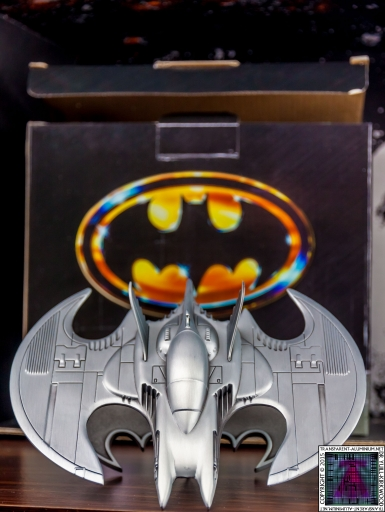 Batman Batwing Metal Replica (17)