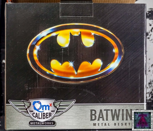 Batman Batwing Metal Replica (18)
