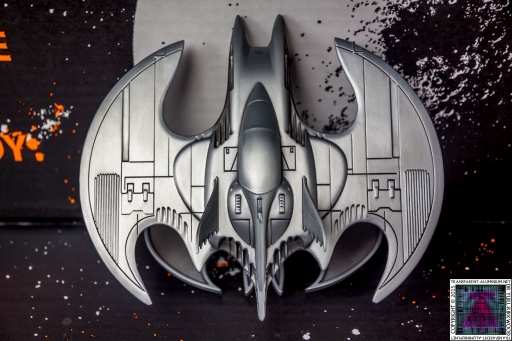 Batman Batwing Metal Replica (3)