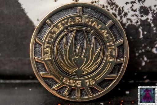 Battlestar Galactica Challenge Coin (1)