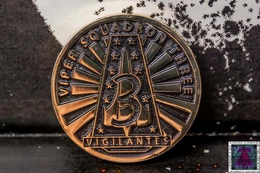 Battlestar Galactica Challenge Coin (2)