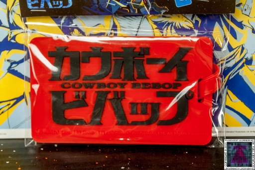 Cowboy Bebop Luggage Tag