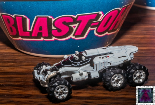 Diecast Nomad ND1
