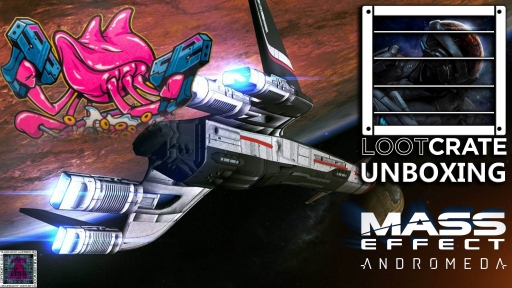 Loot Crate Specials - Mass Effect Andromeda thumb