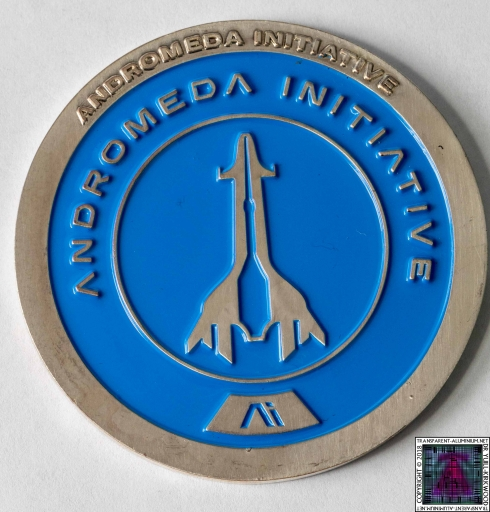 Mass Effect Andromeda Coin