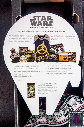 Loot Crate - Star Wars (2)