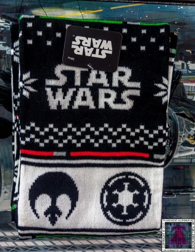 Star Wars Jacquard Knit Scarf (2)