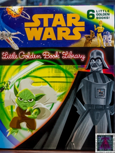 Star Wars Little Golden Book Set (1)