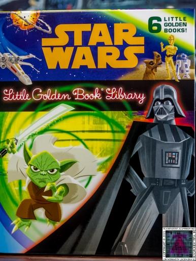 Star Wars Little Golden Book Set (1)