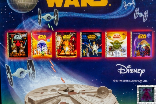 Star Wars Little Golden Book Set (3)