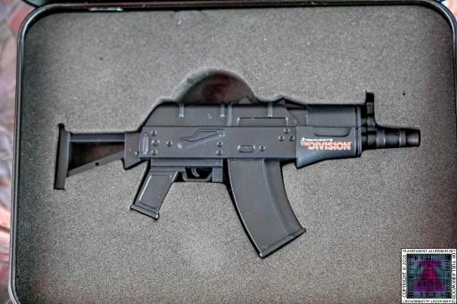 The Division Plastic Tat Gun (1)