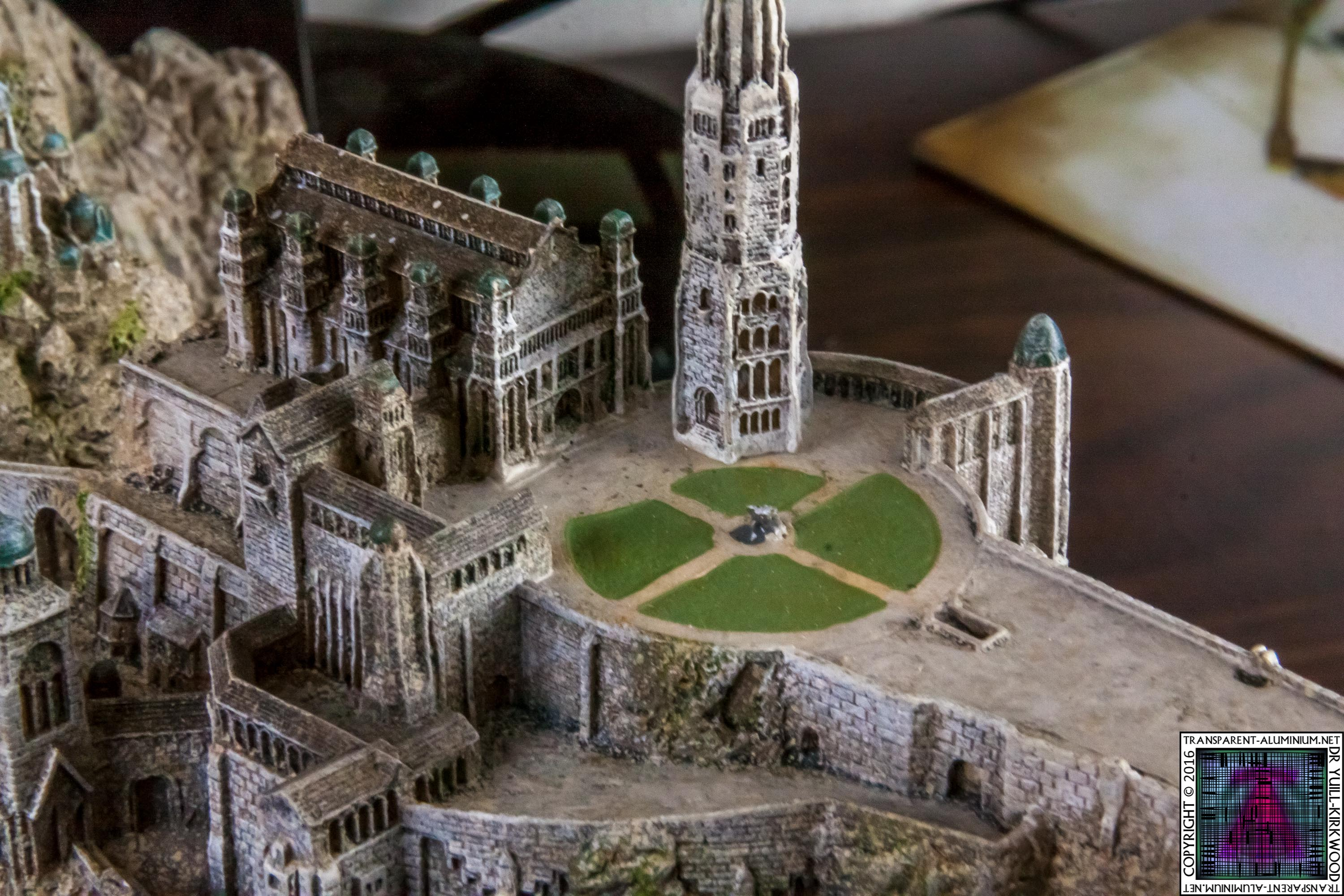 Lord Of The Rings Warhammer Gondor