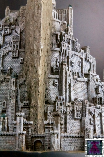 Minas Tirith The Great Citadel Of Gondor Weta (10)