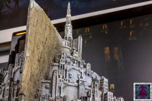 Minas Tirith The Great Citadel Of Gondor Weta (11)
